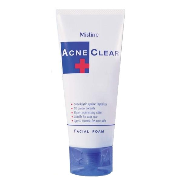 Acne Clear Facial Foam - 85g