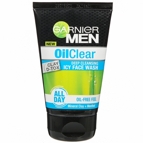 Garnier-Men-Oil-Clear-Deep-Cleansing-Icy-Face-Wash-100gm