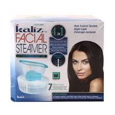 Kaliz Facial Steamer, Inhaler & Humidifier - Blue