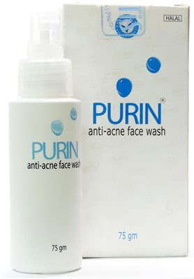 Purin Anti Acne Facewash