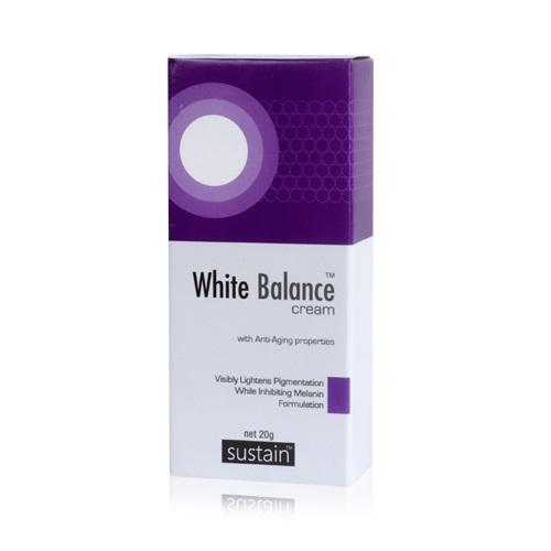 White Balance Cream