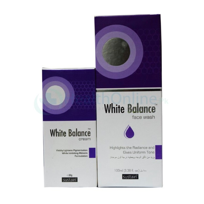 White Balance Cream & Face Wash