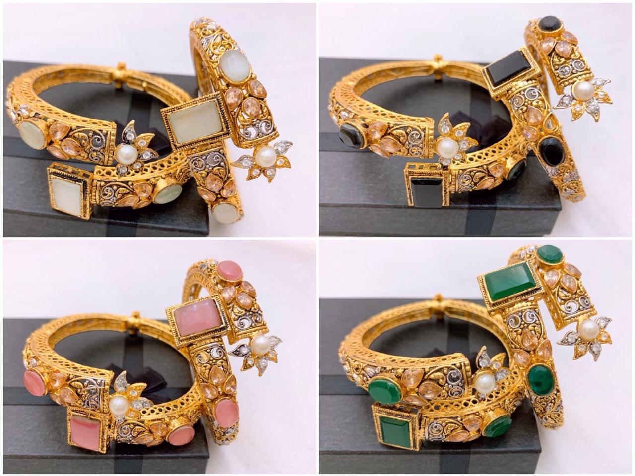 One Carat Gold Bracelet