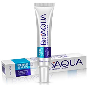 Bioaqua pure skin anti- cne cream