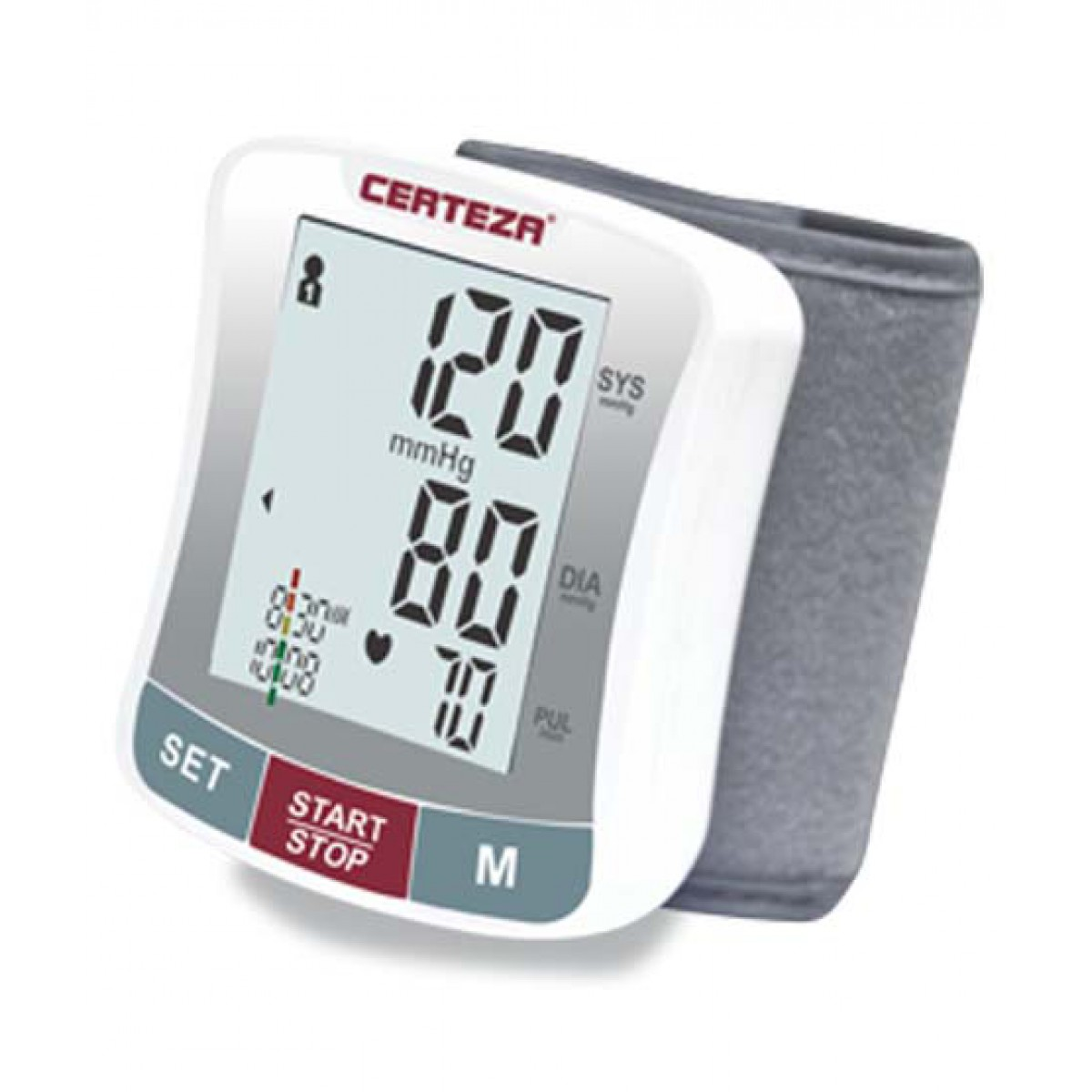Certeza Wrist Digital Blood Pressure Monitor BM-307