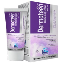 Dermoteen Whitening cream