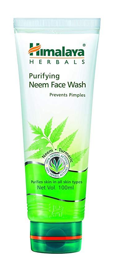 Himalaya Herbals Neem Face Wash - 100ml